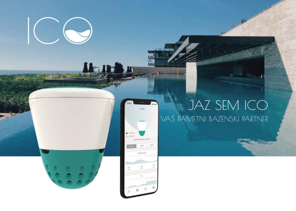 ICO pametni bazenski partner - banner