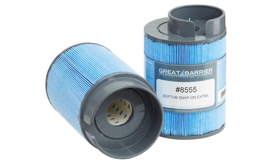 Antibakterijski filtri za jacuzzi Softub