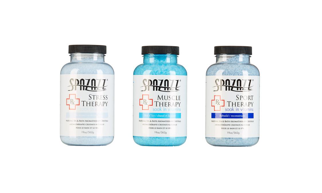 Dišave za Jacuzzi z zdravilnim učinkom